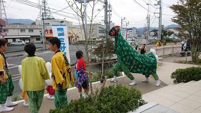 大洲祭り獅子舞①.JPG
